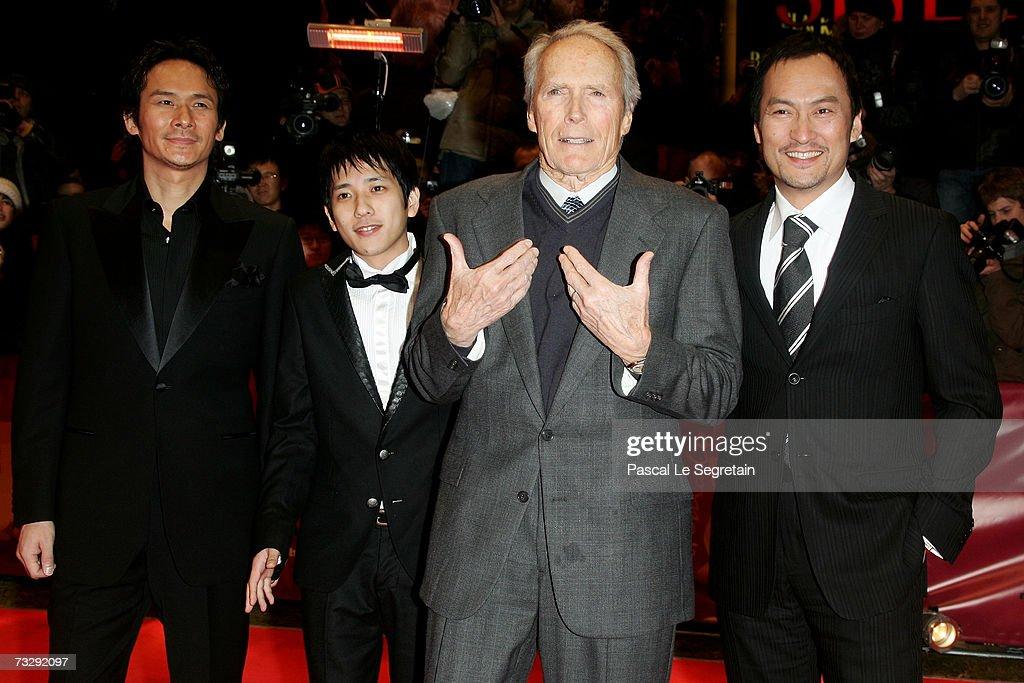 Berlinale - 'Letters From Iwo Jima' Premiere - Arrivals : ニュース写真
