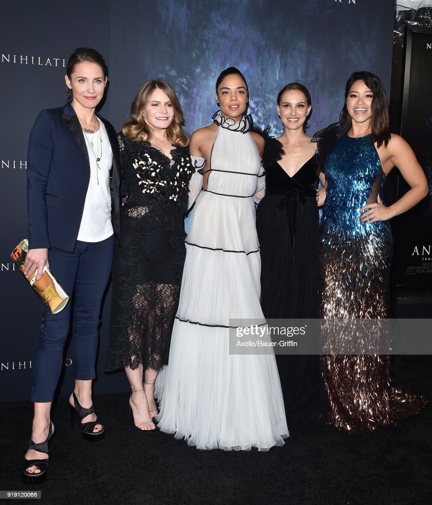 "Los Angeles Premiere Of ""Annihilation"""