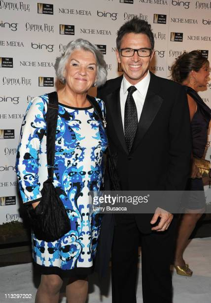 Actors Tyne Daly and Tim Daly attend Capitol File's White House Correspondents' Association Dinner after party presented by Bing and the Creative...