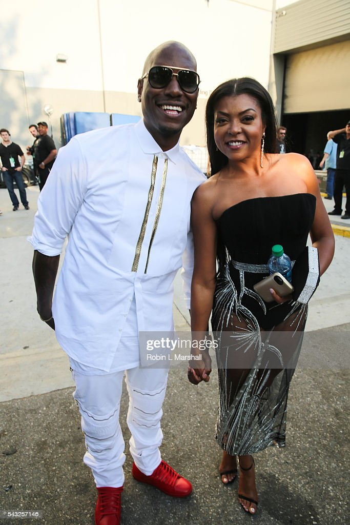 2016 BET Awards - Red Carpet Arrivals : News Photo