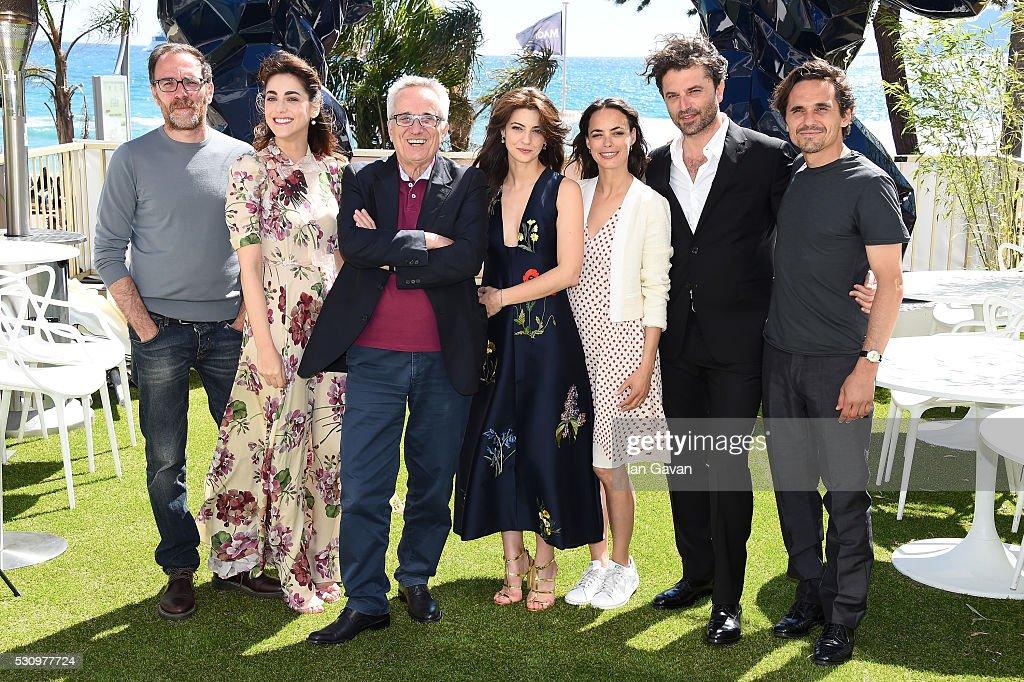 """Fai Bei Sogni"" Photocall - The 69th Annual Cannes Film Festival"