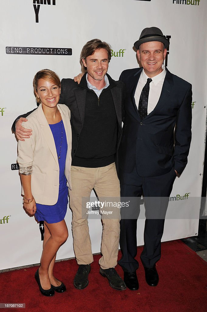 """Certainty"" - Los Angeles Premiere - Arrivals : News Photo"