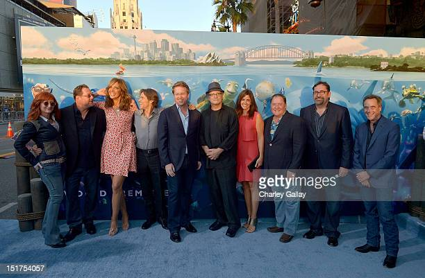 Actors Vicki Lewis Stephen Root Allison Janney Willem Dafoe Director/Writer Andrew Stanton Albert Brooks Production Manager Lindsay Collins Chief...