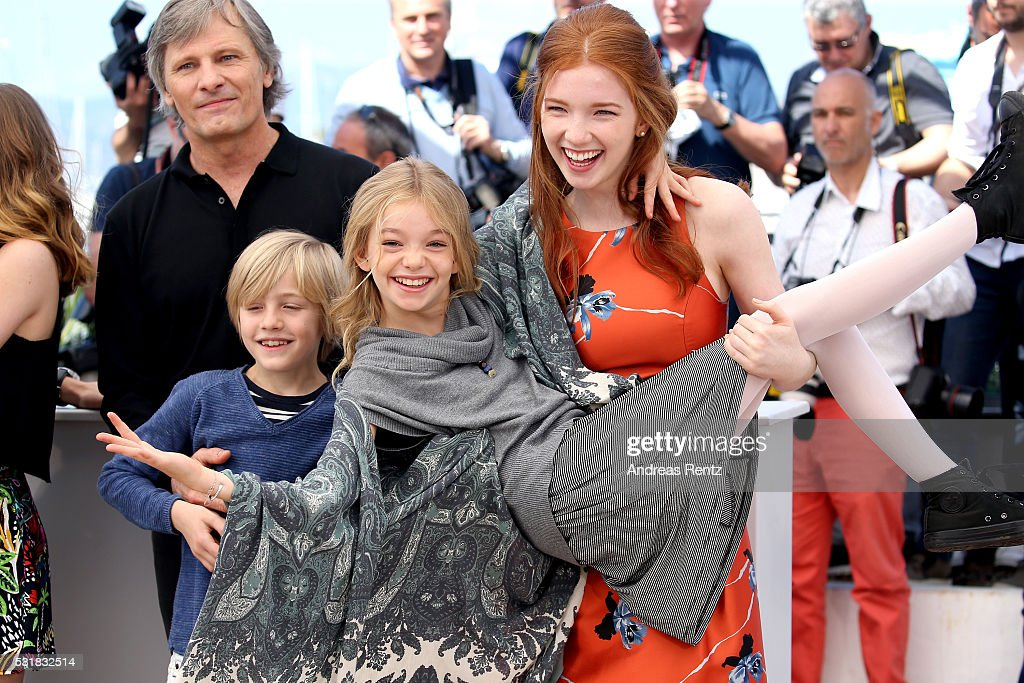 'Captain Fantastic' Photocall - The 69th Annual Cannes Film Festival : News Photo