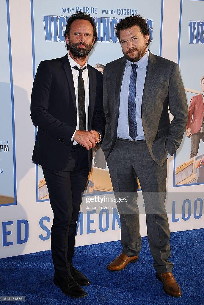 "Premiere Of HBO's ""Vice Principals"" - Arrivals"
