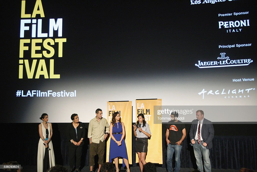 2016 Los Angeles Film Festival - 'Namour' Premiere : News Photo