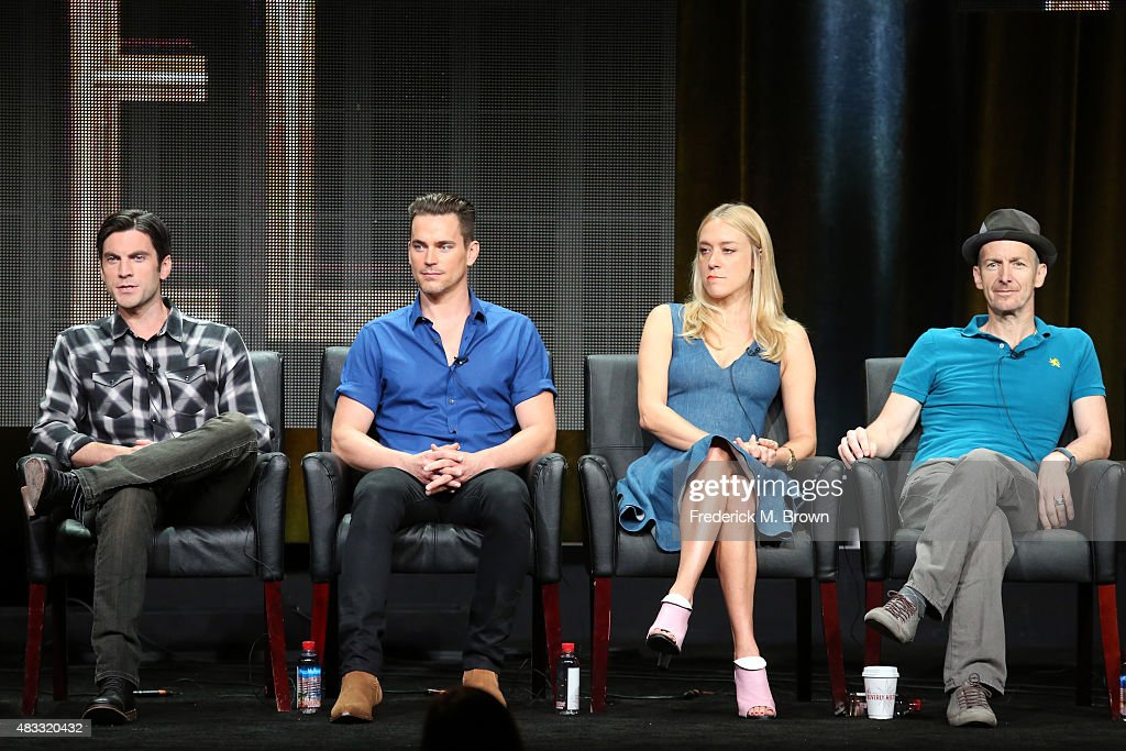 2015 Summer TCA Tour - Day 11 : News Photo