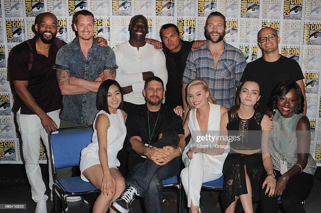 Comic-Con International 2015 - Warner Bros. Presentation : News Photo