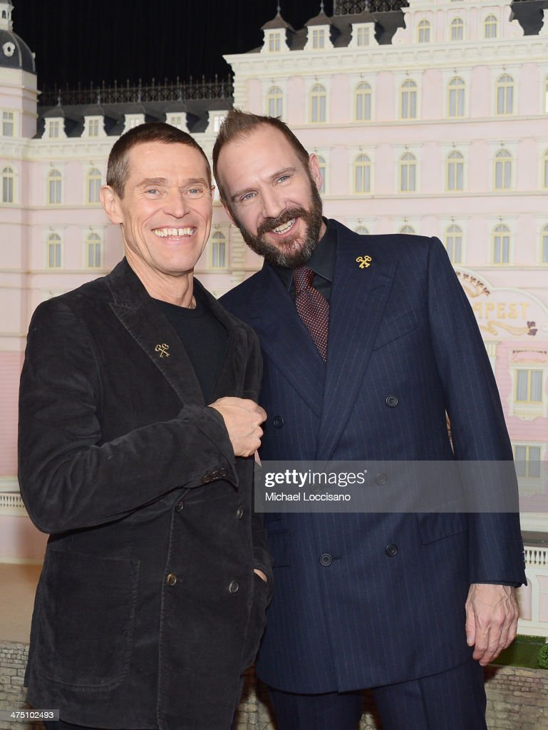 """The Grand Budapest Hotel"" New York Premiere - Inside Arrivals"