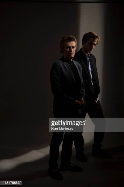 CA: Willem Dafoe and Robert Pattinson, Los Angeles Times, October 25, 2019