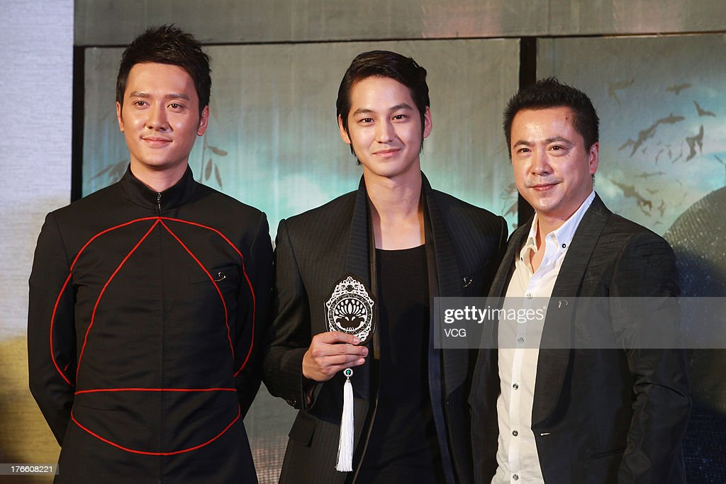 """""""Young Detective Dee: Rise of the Sea Dragon"""" Beijing Press Conference"""