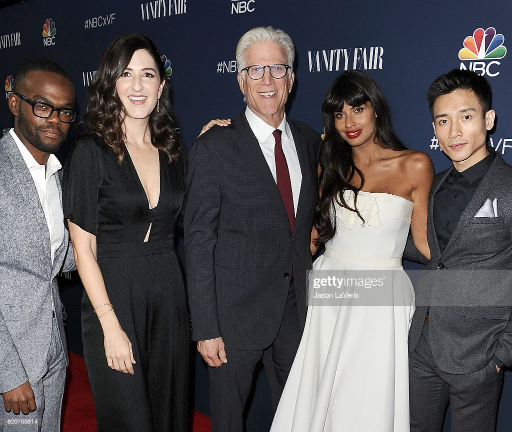 NBC And Vanity Fair Toast the 2016-2017 TV Season - Arrivals : Nachrichtenfoto