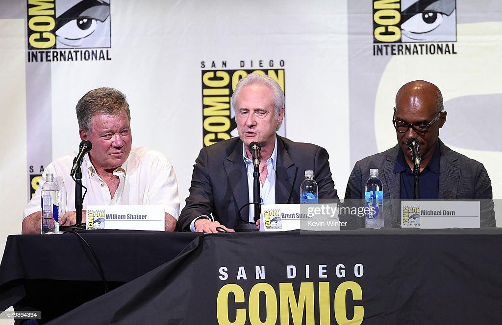 Comic-Con International 2016 - 'Star Trek' Panel : News Photo