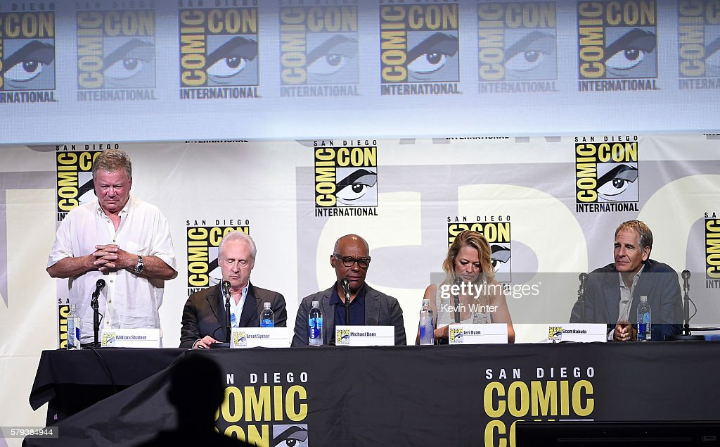 "Comic-Con International 2016 - ""Star Trek"" Panel : News Photo"