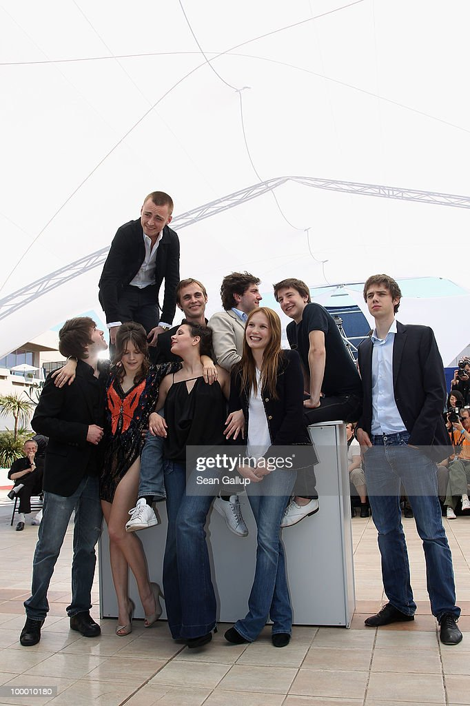Lights Out  - Photocall:63rd Cannes Film Festival : News Photo