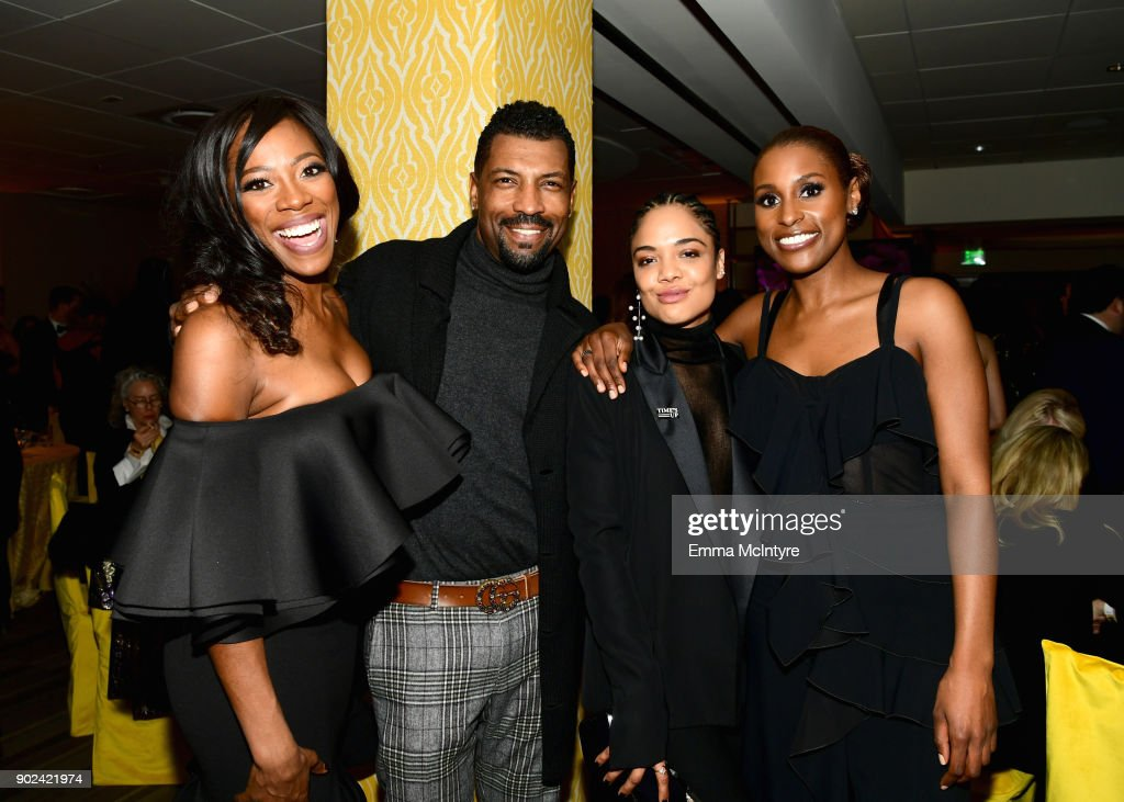 CA: HBO's Official Golden Globe Awards After Party - Inside