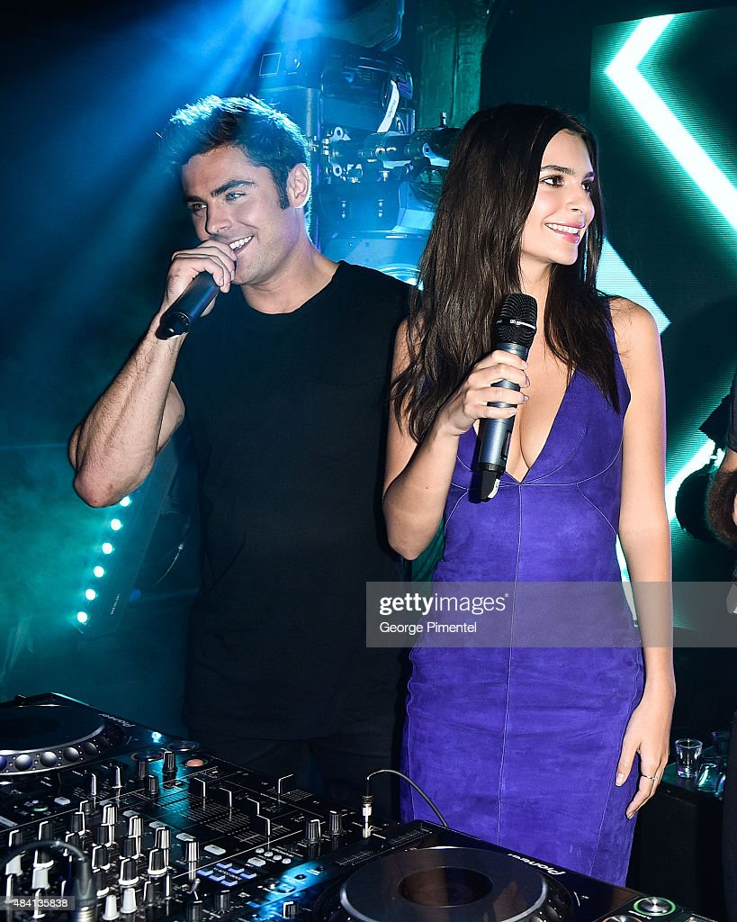 """We Are Your Friends"" After Party : News Photo"