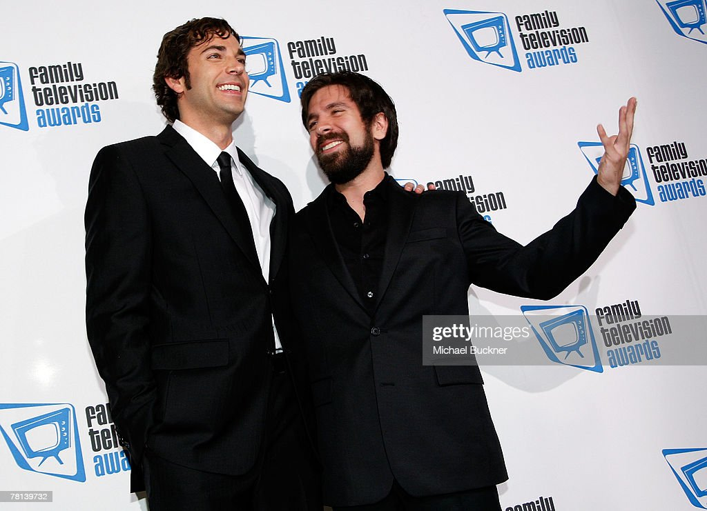 Actors Zachary Levi And Joshua Gomez Arrive At The 9th Annual Family News Photo Getty Images Joshua gomez was born on november 20, 1975 in bayonne, new jersey, usa as joshua eli gomez. actors zachary levi and joshua gomez arrive at the 9th annual family news photo getty images