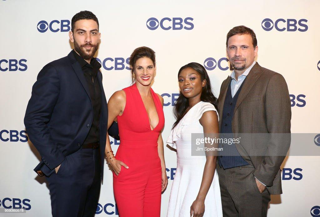 2018 CBS Upfront : Foto jornalística