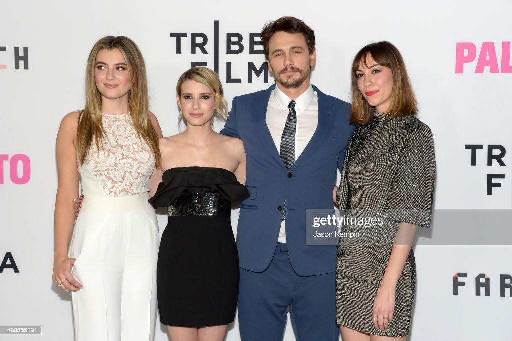 "Premiere Of Tribeca Film's ""Palo Alto"" - Arrivals"