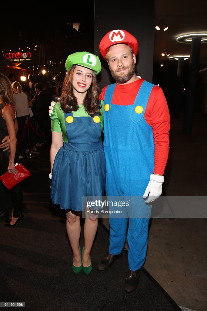 CA: Hilarity for Charity's 5th Annual Los Angeles Variety Show: Seth Rogen's Halloween