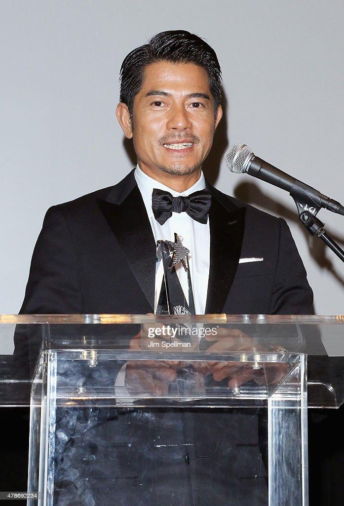 Opening Night Reception - 2015 New York Asian Film Festival