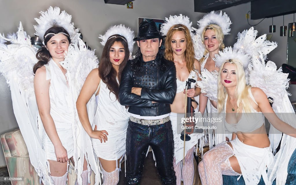 Corey Feldman And The Angels In Concert - Philadelphia, Pennsylvania : News Photo