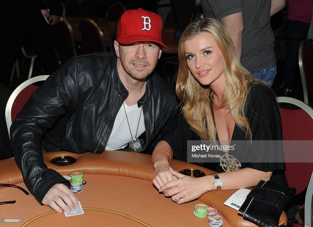 Pokerstars.net's Celebrity Charity Poker Tournament