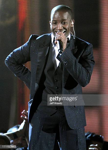 Actor/singer Elijah Kelley onstage during the 52nd Annual GRAMMY Awards held at Staples Center on January 31 2010 in Los Angeles California