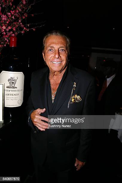 Actor/singer Gianni Russo attends Boutique Nightclub on June 15 2016 in New York City
