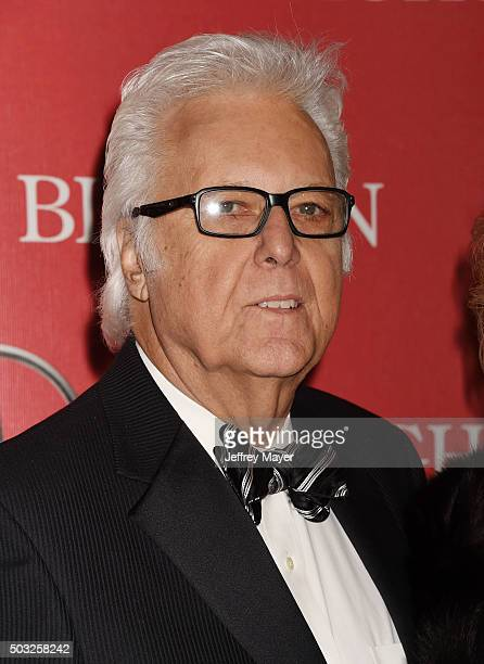 Actor/singer Jack Jones attends the 27th Annual Palm Springs International Film Festival Awards Gala at Palm Springs Convention Center on January 2...