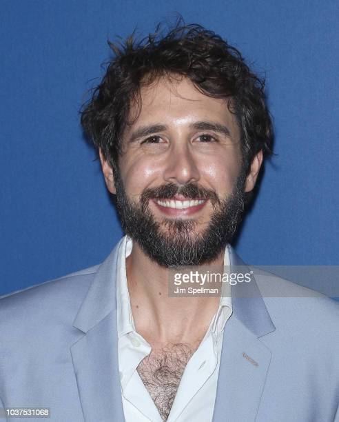Actor/singer Josh Groban attends the The Good Cop Season 1 premiere at AMC 34th Street on September 21 2018 in New York City