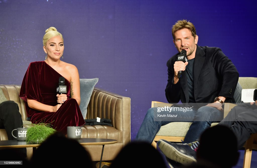 "2018 Toronto International Film Festival - ""A Star Is Born"" Press Conference : News Photo"