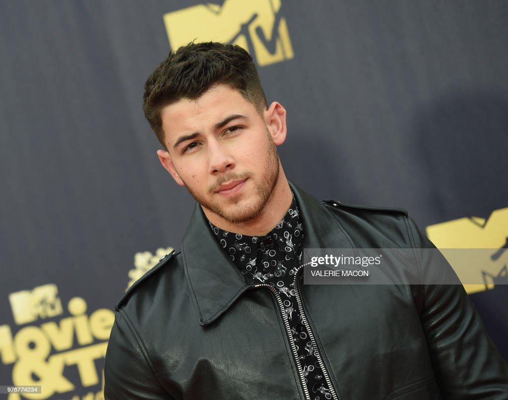 US-ENTERTAINMENT-MTV-MOVIE-TV-AWARDS : News Photo