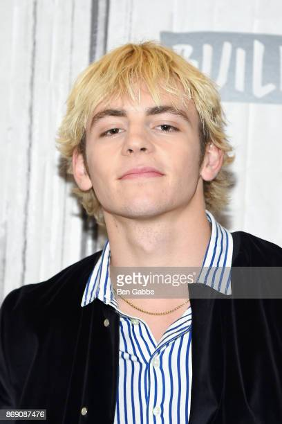 Actor/singer Ross Lynch visits the Build Series to discuss the new film 'My Friend Dahmer' at Build Studio on November 1 2017 in New York City