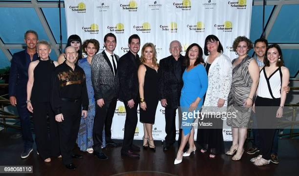 Actors/singers Peter Marc Jacobson Liz Callaway Alex Rybeck Randy Roberts Randy Graff Will Nunziata Anthony Nunziata Jill Whelan Len Cariou Fran...