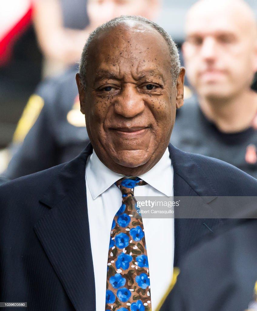 Sentencing Begins In Bill Cosby Trial : News Photo