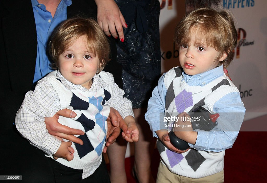Actors/twins Connor Ross and Zachary Ross attend the ...