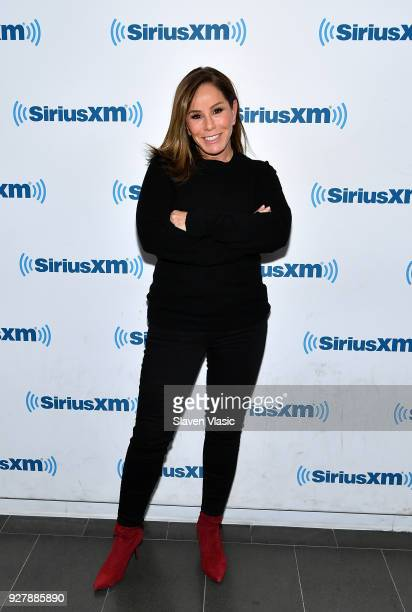 Actor/TV host Melissa Rivers visits SiriusXM Studios on March 5 2018 in New York City