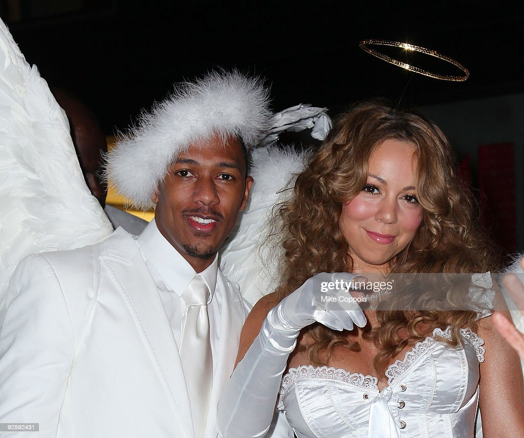 Mariah Carey Hosts A Halloween Celebration At M2 Ultra Lounge : Fotografía de noticias