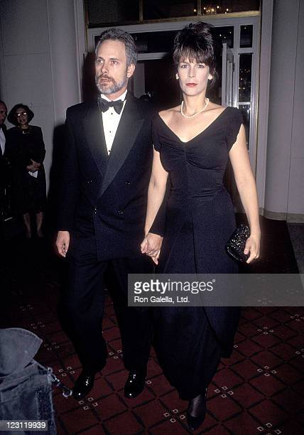 """Actor/Writer Christopher Guest and actress Jamie Lee Curtis attend People for the American Way's Sixth Annual """"Spirit of Liberty"""" Award Dinner on..."""