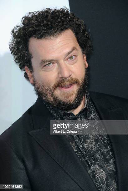 Actor/writer Danny McBride arrives for the Universal Pictures' 'Halloween' Premiere held at TCL Chinese Theatre on October 17 2018 in Hollywood...