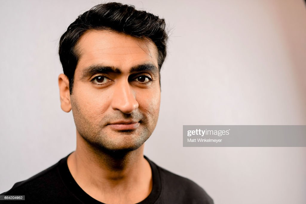 Actor/writer Kumail Nanjiani poses for a portrait during the 'The Big Sick' premiere 2017 SXSW Conference and Festivals on March 16, 2017 in Austin, Texas.