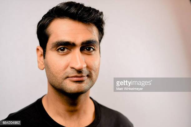 Actor/writer Kumail Nanjiani poses for a portrait during the 'The Big Sick' premiere 2017 SXSW Conference and Festivals on March 16 2017 in Austin...