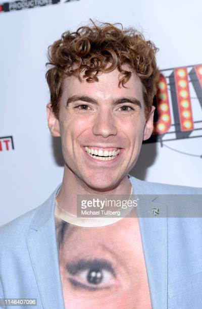 Actor/Writer Matt Steele attends a Los Angeles VIP industry screening with the filmmakers and cast of DIVOS at TCL Chinese 6 Theatres on May 01 2019...