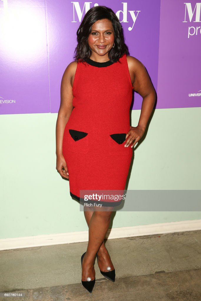 "Hulu's ""The Mindy Project"" FYC @ UCB - Arrivals"