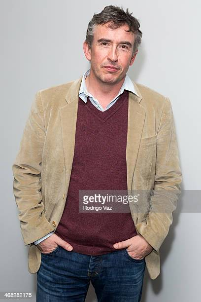 Actor/writer Steve Coogan attends the 'Philomena' special screening and QA with cast and crew at Harmony Gold Theatre on February 9 2014 in Los...