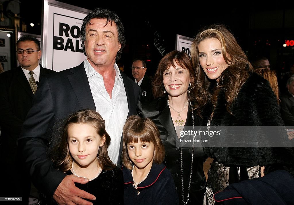Premiere Of MGM's 'Rocky Balboa' - Arrivals : News Photo