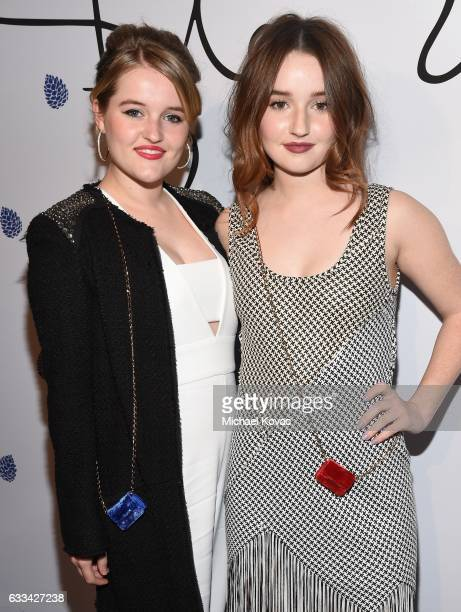 Actreses Mady Dever and Kaitlyn Dever arrive at Tyler Ellis Celebrates 5th Anniversary And Launch Of Tyler Ellis x Petra Flannery Collection at...
