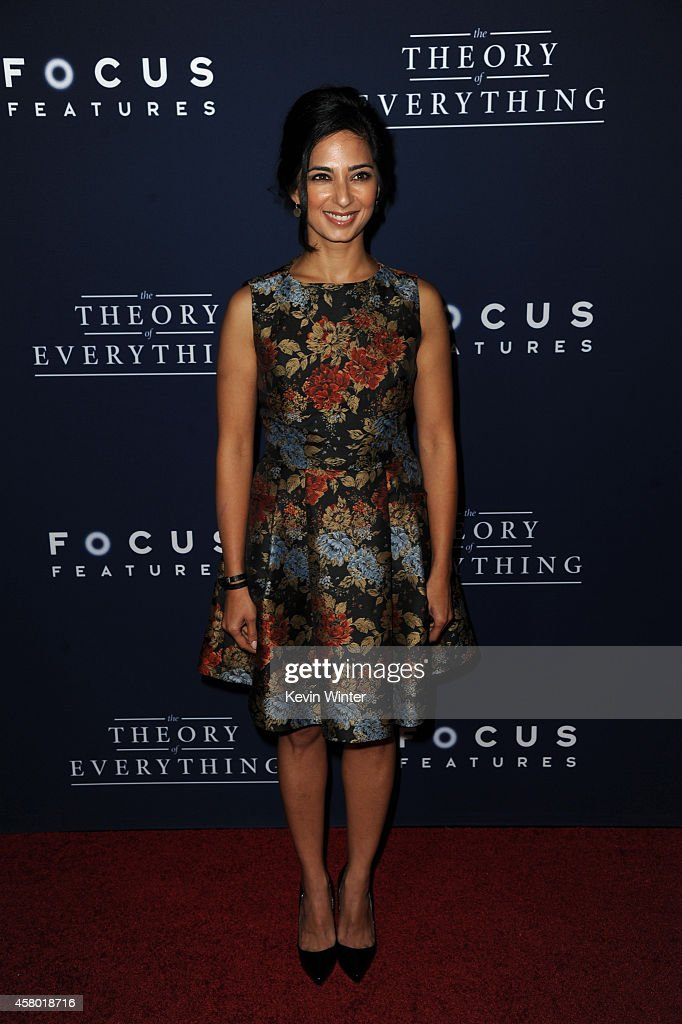 "Premiere Of Focus Features' ""The Theory Of Everything"" - Red Carpet : ニュース写真"